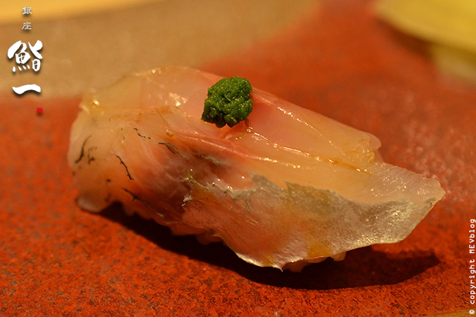 Shima Aji – Striped Horse Mackerel
