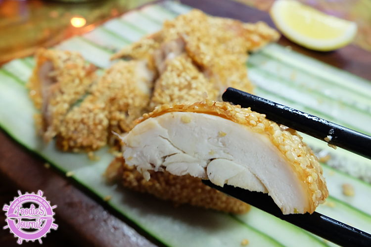 17 Roasted chicken with sesame 2