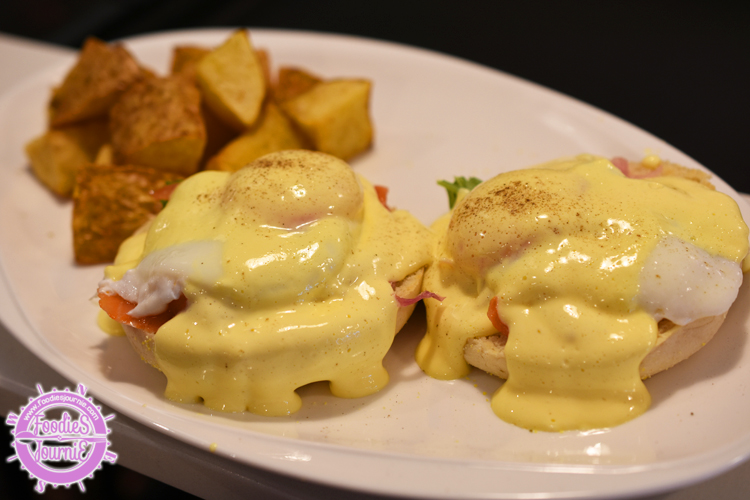 slappy 13 egg benedict 2