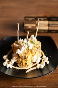 Corn Lollipops, Mejico, Hungry hub, Groove, Central World