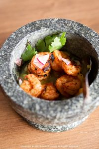 Grilled Shrimp Agauachile, Mejico, Hungry hub, Groove, Central World