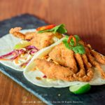Soft shell crab, Taco, Mejico, Hungry hub, Groove, Central World