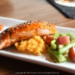 Salmon, Mejico, Hungry hub, Groove, Central World