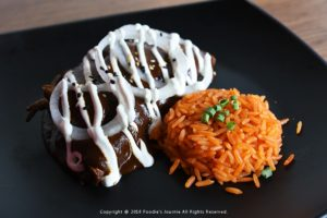 Mole enchilada, mejico, Hungry hub, Groove, Central World