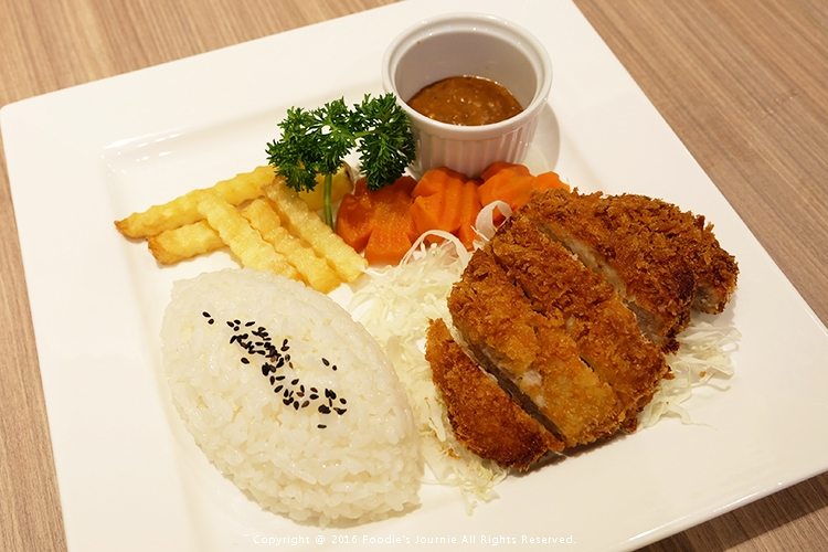 Steak No Don 10 Tonkatsu
