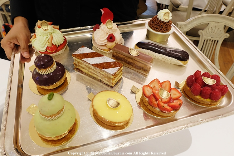 Laduree, Siam, Paragon, French, Laduree Salon