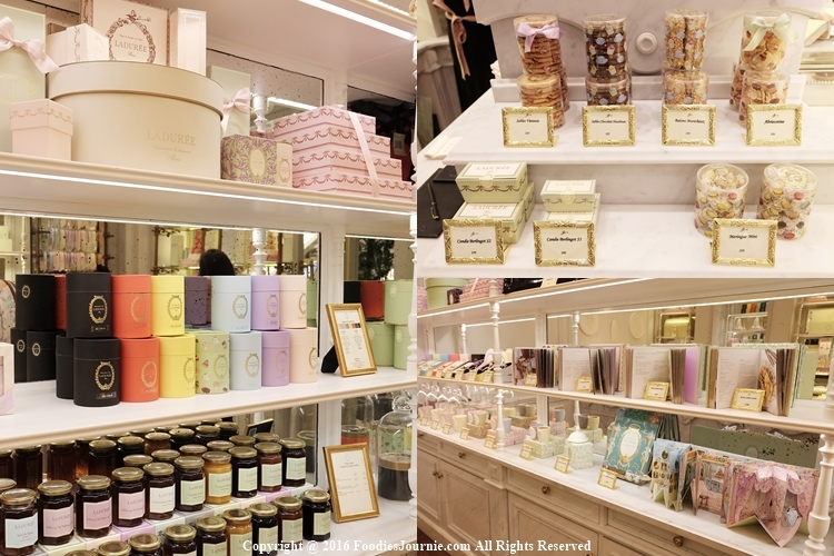 Laduree, Siam, Paragon, French, Laduree Salon, Laduree Thailand