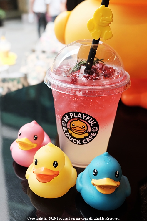 B Duck 7 Pink Lemonade