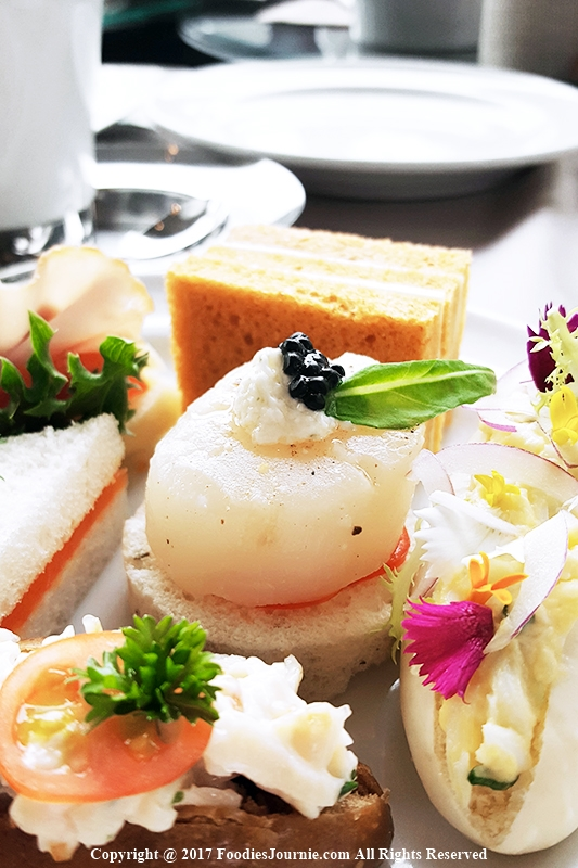 High Tea Winter Flavours Shangri-La Bangkok