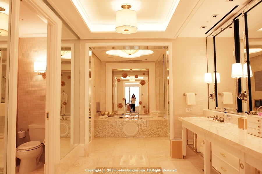 Wynn Palace Fountain Salon Suite